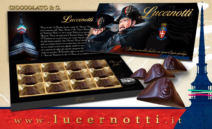 cioccolatini Lucernotti